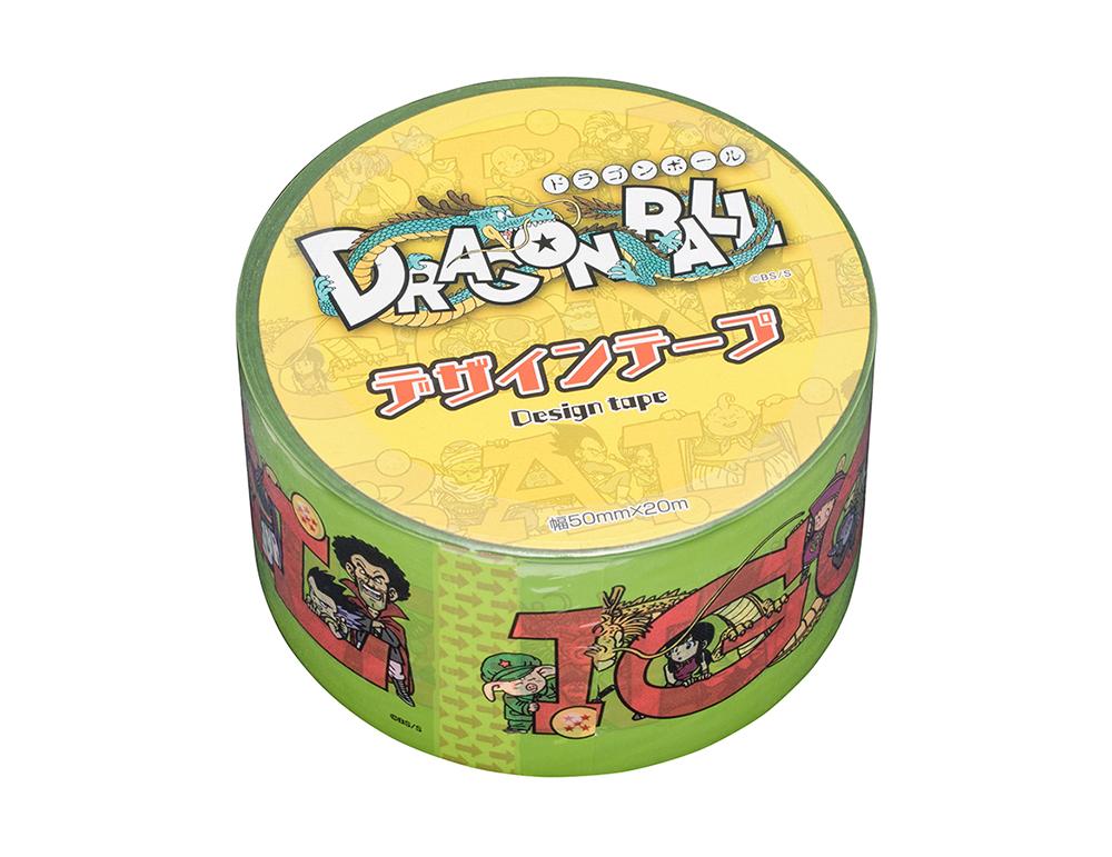 ジャンプフェスタ グッズ2017 DRAGON BALL デザインテープ